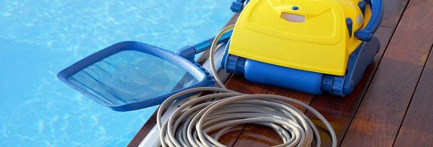 robot de piscine
